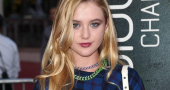 Kathryn Newton is striking gold