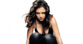 Katie Holmes rocks casual risque look on set of new movie