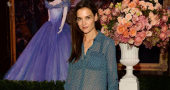 Katie Holmes wet t-shirt dance increases interest in movie