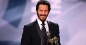 Keanu Reeves is joining the television ranks as assassin in 'Rain'