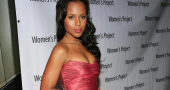 Kerry Washington discusses the difficulties of filming while pregnant