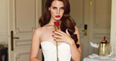 Lana Del Rey reveals her secret to getting through a long gig