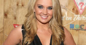 Little girls want to be Tiffany Thornton and she's a great role model for it
