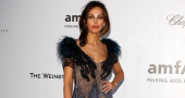 Madalina Ghenea's talent and beauty captivates film critics and race car star