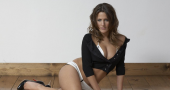 Male 'response' to Caroline Flack's topless selfie provides 'proof' of popularity