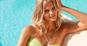 Marloes Horst wants SI Swimsuit 2014 Rookie of the Year for her birthday