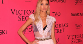 Martha Hunt admires fellow Victoria's Secret Angel Lily Aldridge