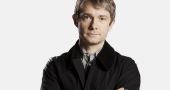 Martin Freeman discusses the change in dynamic for the Sherlock Christmas Special