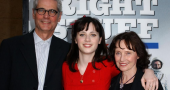 Mary Jo Deschanel, Emily Deschanel, Zooey Deschanel: The Deschanel girls still going strong