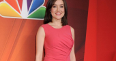 Megan Boone loves working with James Spader on The Blacklist