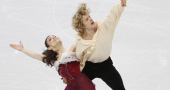 Meryl Davis and Charlie White the favourites for Gold at Sochi Winter Olympics