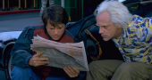 Michael J. Fox reminisces about the Back to the Future days