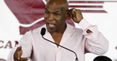 Mike Tyson not taking acting career for granted