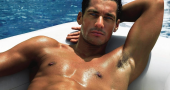 Model David Gandy reveals what he looks for in a woman