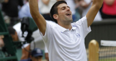 Novak Djokovic's love of Wimbledon will see him defend his title