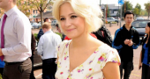 Pixie Lott loved working on Inspector George Gently