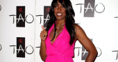 Pregnant Kelly Rowland getting great support from husband Tim Witherspoon