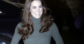 Prince William has a cheeky dig at Kate Middleton's hair