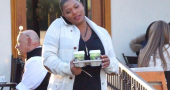 Queen Latifah excited to swim with sharks for charity