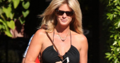Rachel Hunter: a face that's not easy to forget