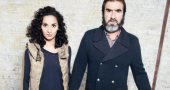 Rachida Brakni and Eric Cantona: A marriage made in Heaven