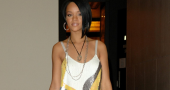 Rihanna told Karim Benzema that she still loves Chris Brown