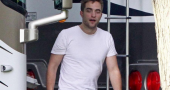 Robert Pattinson talks about the location of new movie The Rover‏