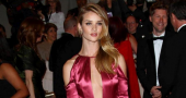 Rosie Huntington-Whiteley ready to stun at 2014 MET Ball Gala