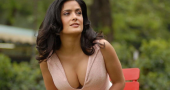 Salma Hayek reveals the biggest challenge of filming new movie Everly