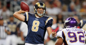 Sam Bradford too talented to give up on with so few franchise QBs?