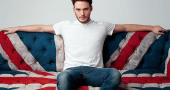 Sam Claflin credits family and friends for keeping him grounded