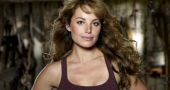 Saving Hope star Erica Durance gives her views on the supernatural