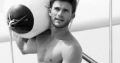 Scott Eastwood reveals what he learnt from dad Clint Eastwood