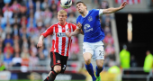Seamus Coleman- First team player or squad member?