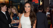 Shay Mitchell on cover of Women's Running talks fitness regimen