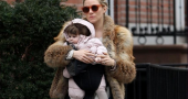 Sienna Miller and Tom Sturridge are enjoying the family life