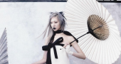Soo Joo is a model whose personality cannot be 'contained'