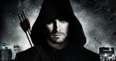 Stephen Amell, David Ramsey, Colton Haynes and Manu Bennett topless for Arrow season 2 promos