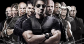 Sylvester Stallone, Mel Gibson and Wesley Snipes in The Expendables 3 teaser trailer