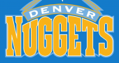 The Denver Nuggets are a golden basketball team