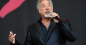 The Voice's Tom Jones loves Emma Willis legs