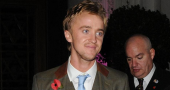 Tom Felton admits to enjoying 'bad guy' in in new project