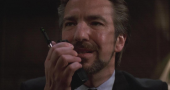 Top 10 Christmas Movie Characters: No.7 - Alan Rickman as Hans Gruber in Die Hard