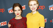 Vampire Academy stars Zoey Deutch and Lucy Fry are very good friends