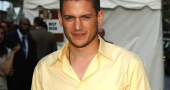 Wentworth Miller does not dwell on the past or future
