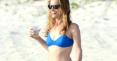 Why Leslie Mann will never wake up to work out
