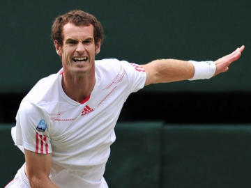 Andy Murray eases past Michael Llodra in US Open