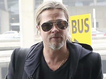 Brad Pitt was top of Scientology wanted list