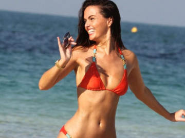 Jennifer Metcalfe is comfortable with her body