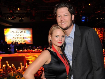 Miranda Lambert and Blake Shelton on the verge of a split
